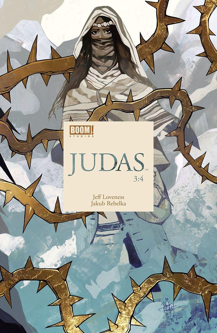 Judas Boom! Studios 2017 Writte - oosteven | ello
