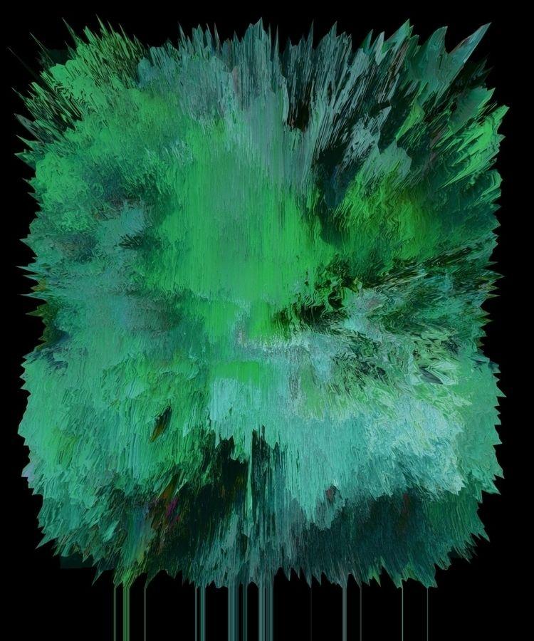 portrait, greenearth, shatter - morekid | ello