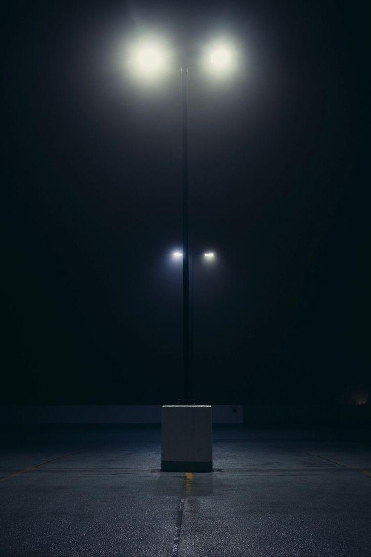 Suburbia- Series - minimal, night - c__mcbride | ello