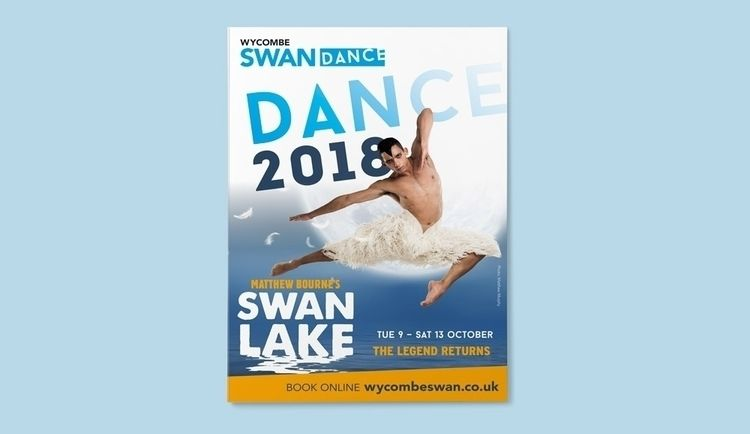 Brochure design Wycombe Swan Th - charlottemiddleton   ello
