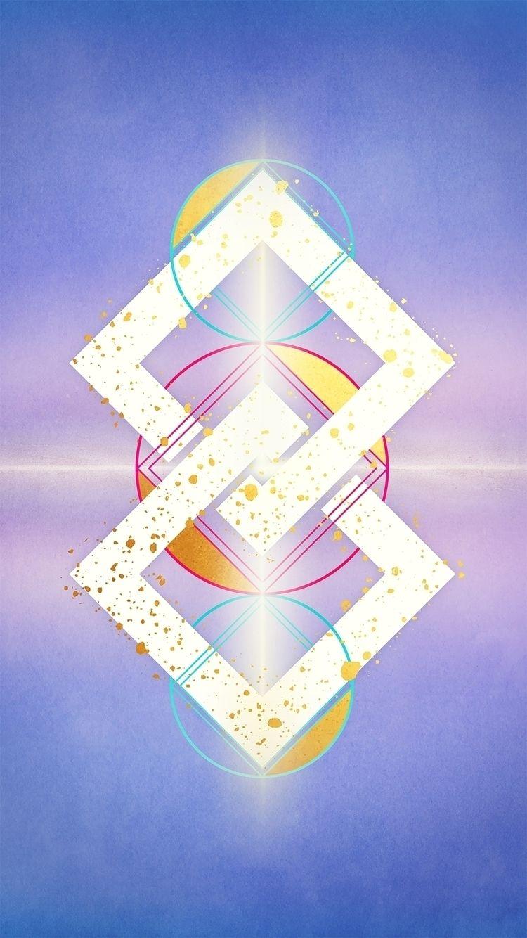 Geometry Love design geometric  - jennyariane   ello
