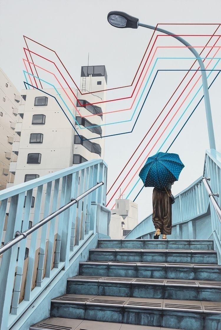 Day Tokyo David Rice - artwxrk - artwxrk | ello
