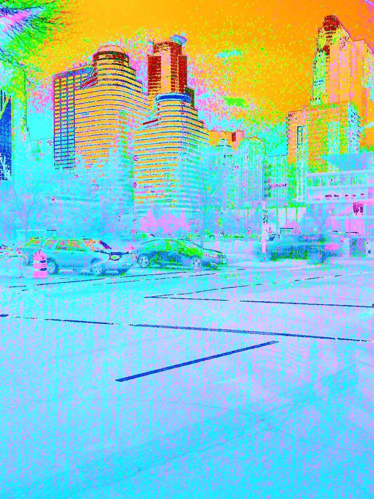 Washington Avenue (damaged iPho - joecunningham | ello