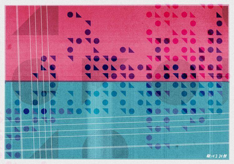 composition-63 - art, contemporary - gfgalli | ello