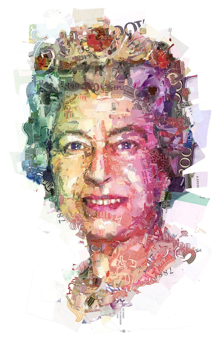 Paper Values project: Queen Eli - tsevis | ello