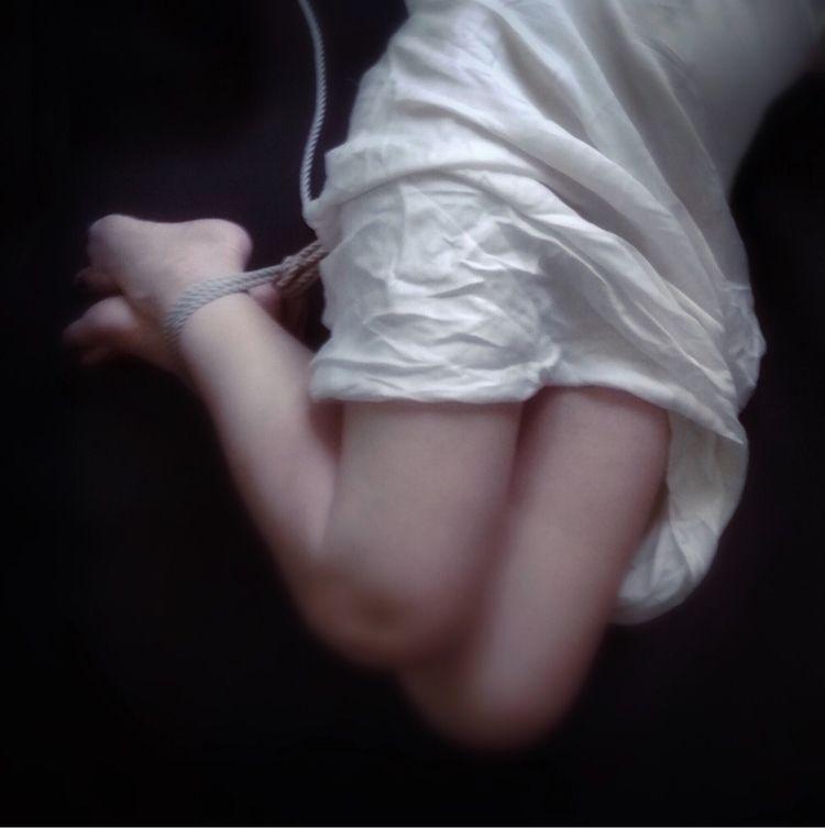 free, edited Hipstamatic - bondage - cristinarossi | ello