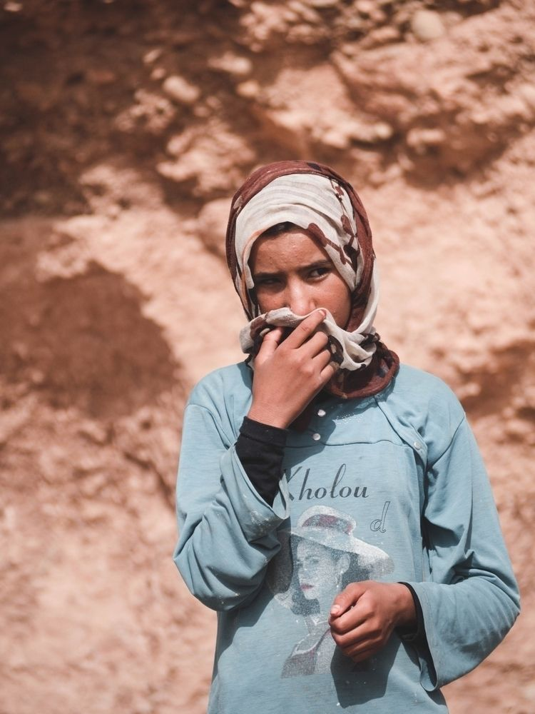 Morocco. Août - eug_sc | ello