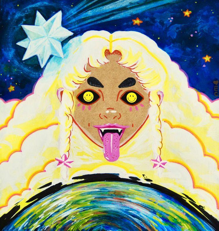 Ellie Craze visual artist Ameri - elliecraze | ello