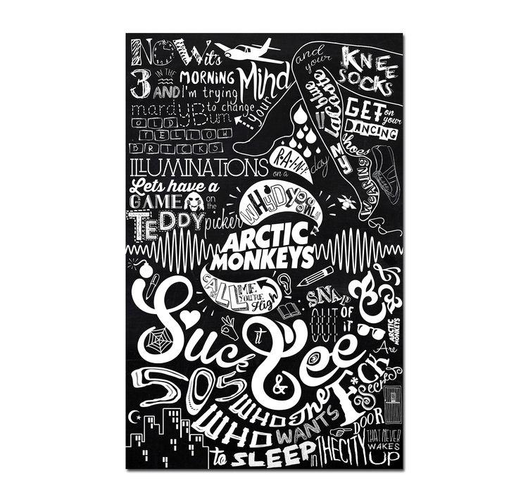 Arctic Monkeys Greatest Hits •  - wewdotco | ello