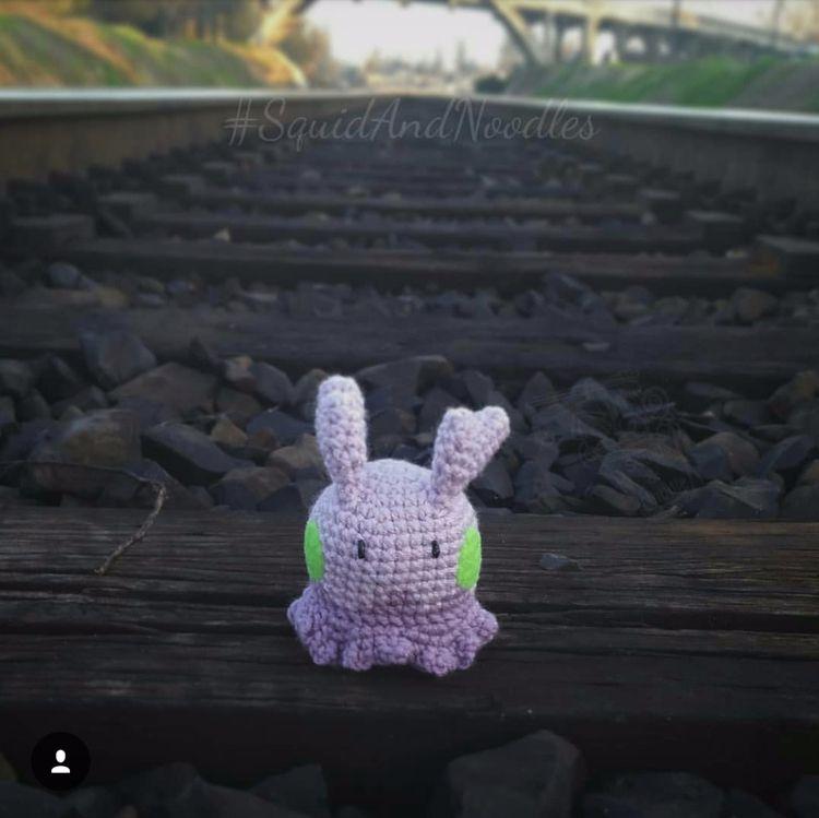 Pokemon goomy - squidandnoodles | ello