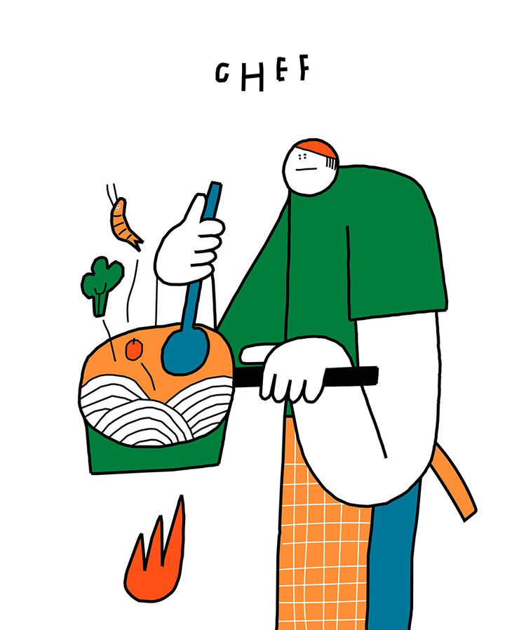 chef - iamdykim | ello