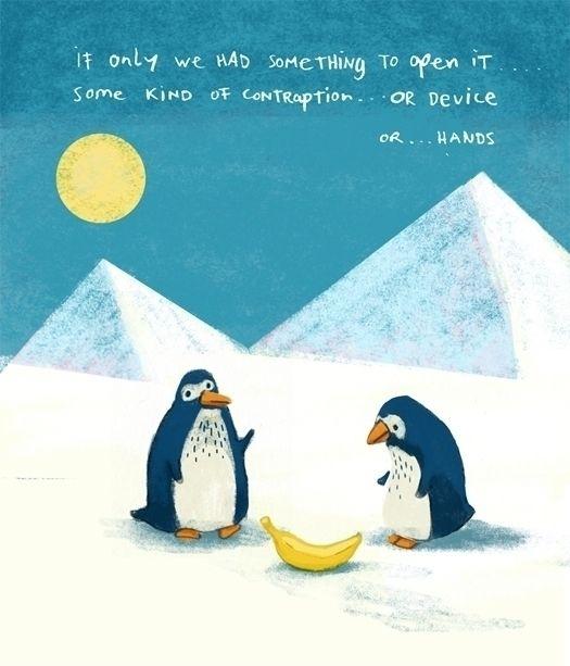 Bananas - illustration, cartoon - puikeprent | ello