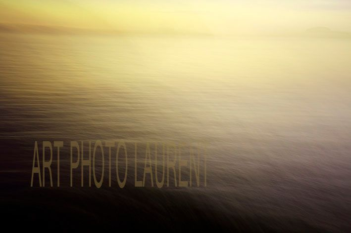 landscape, sea, sun, light - artphotolaurent | ello