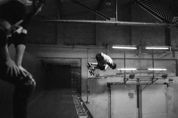 Skate session Nike SB Shelter B - mxmilian | ello