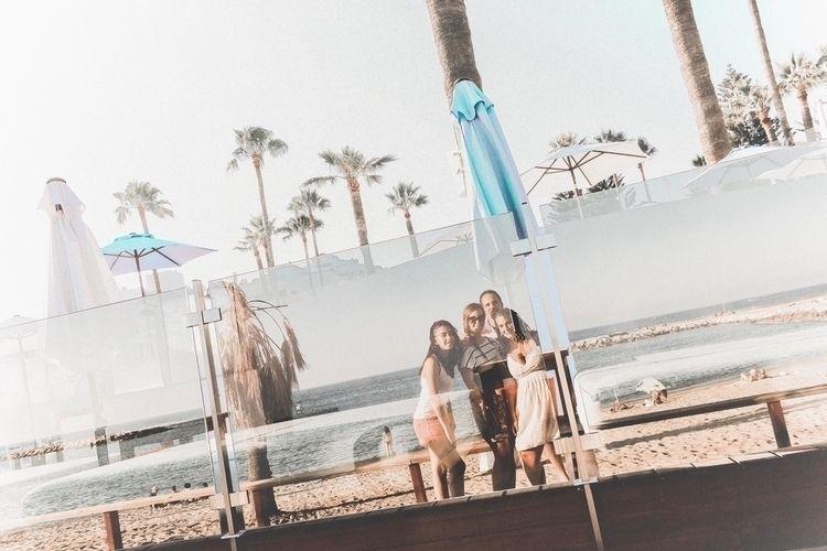 beach, puertobanus, oceanclub - slraquel | ello