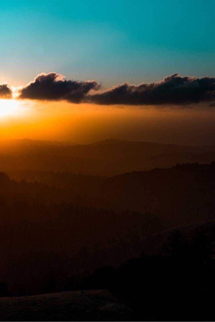 hills - sunset - iammarco | ello