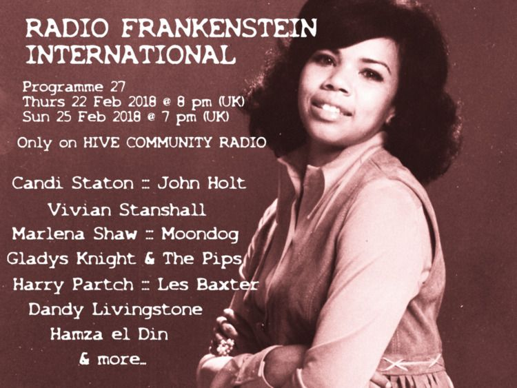 Listen online - music, radio, internetradio - radio_frankenstein_international | ello