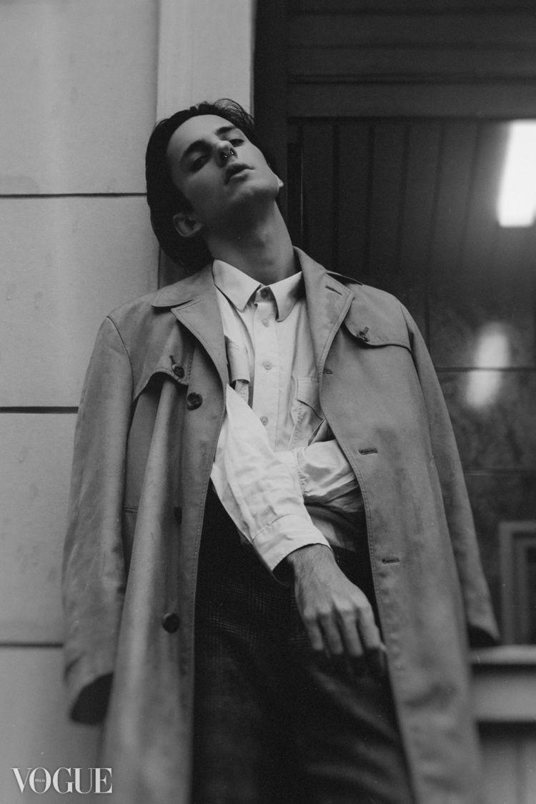 fashion, portrait, beauty, photography - dark-indigo | ello