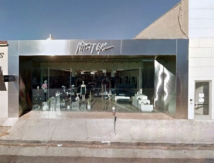 Nasty Gal, 8115 Melrose Avenue - dispel | ello