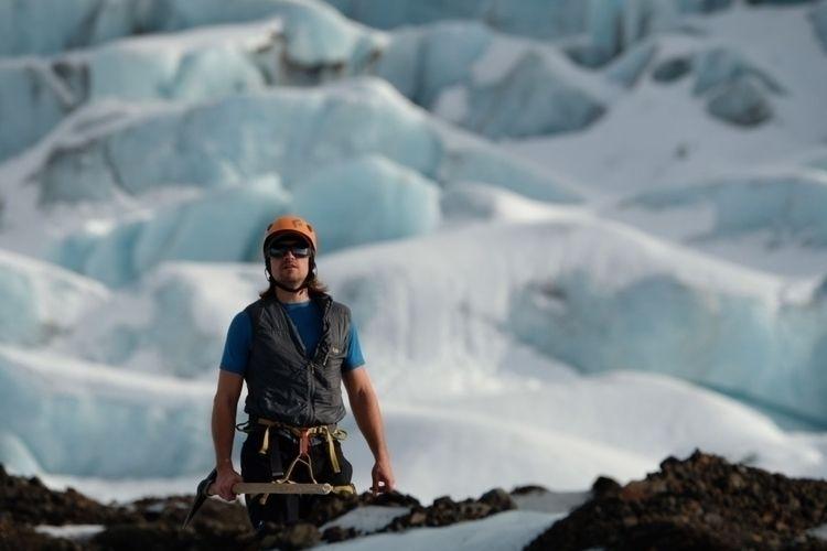 ICELAND GLACIER - iceland, icelandair - shunlung_lin | ello