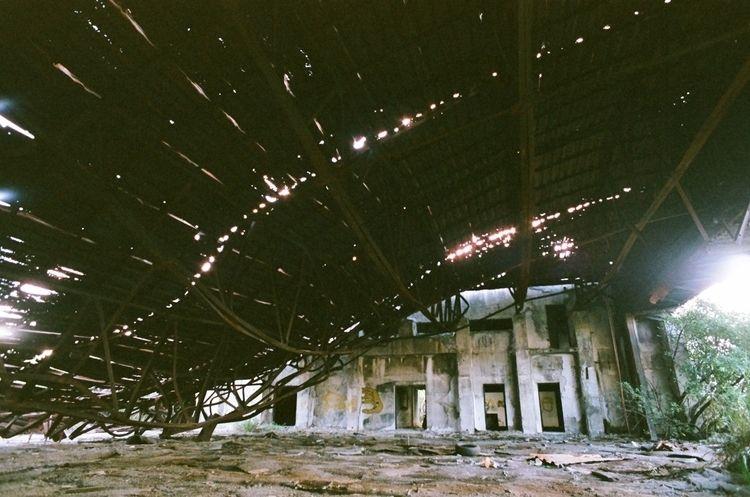 Abandoned fire station Hong Kon - ruinsstop220215   ello