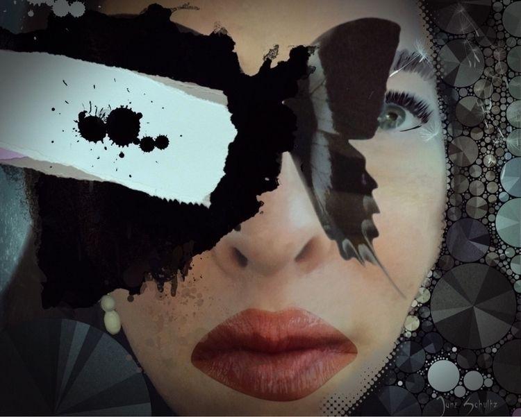 Feel Face - selfportrait, editfromthesoul - before_1st_light   ello