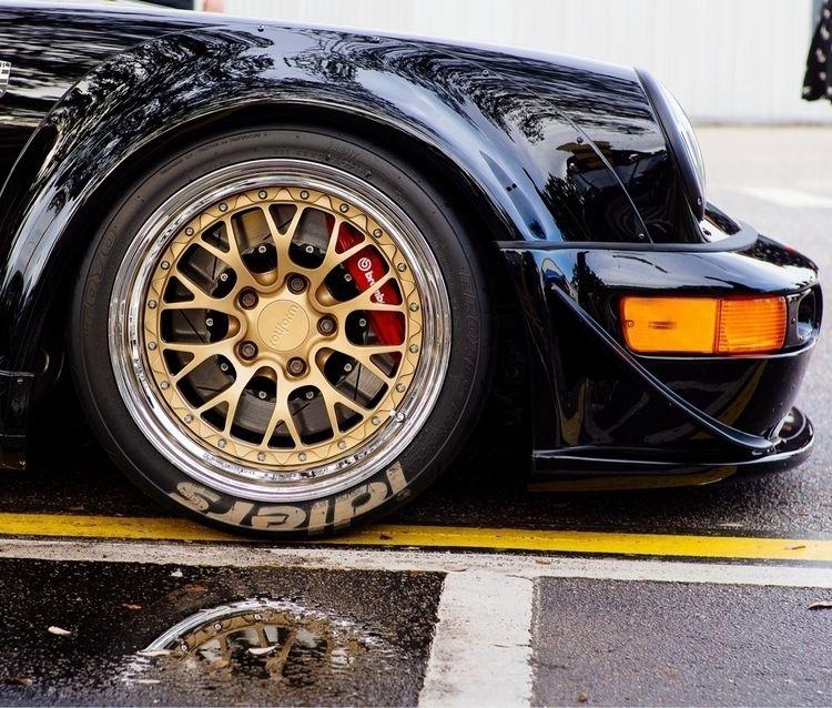 RWB Porsche wheels! Love reflec - mimo92 | ello