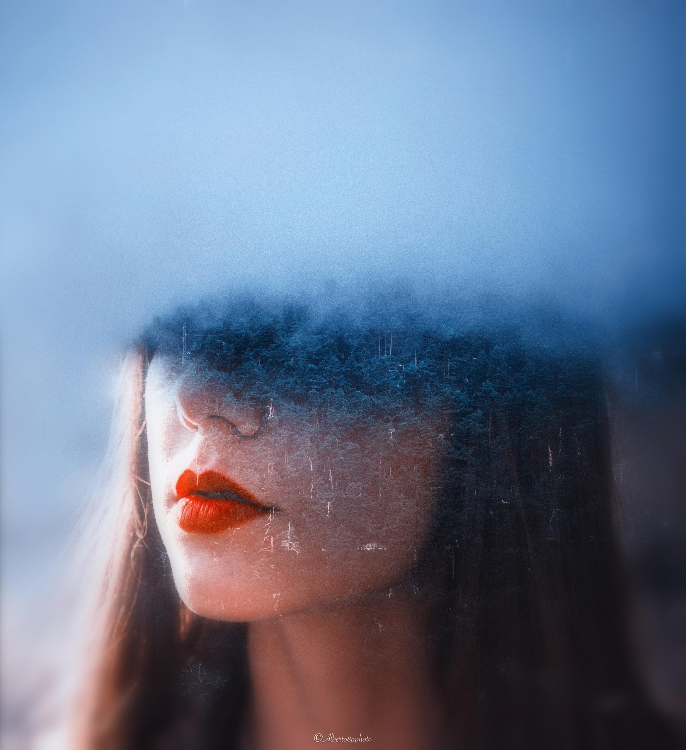 RED BLUE . Photographer/Artist - alberto8aphoto | ello