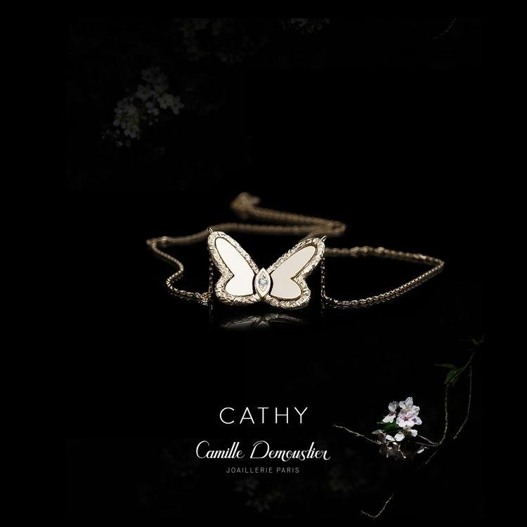 CATHY - camilledemoustierjoaillerie - camilledemoustier | ello