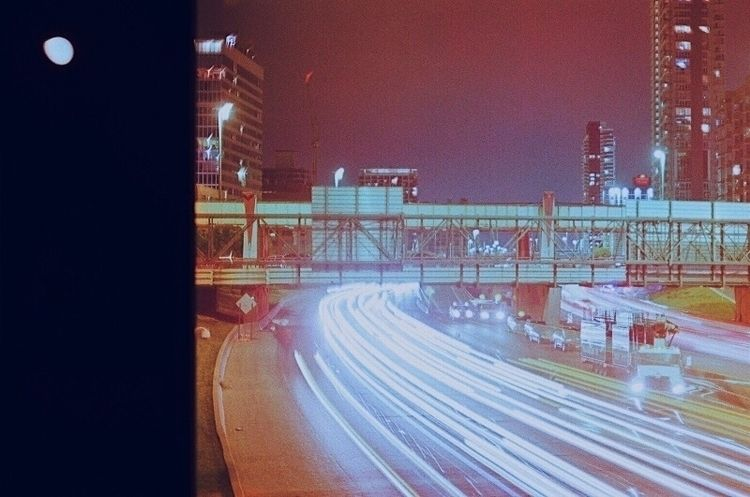 Car Moves - analog, 35mmphotography - nickpeterson | ello