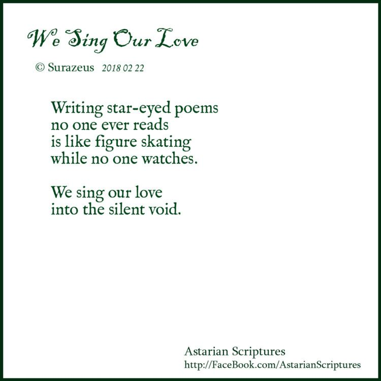 Sing Love Surazeus 2018 02 22 W - surazeus | ello