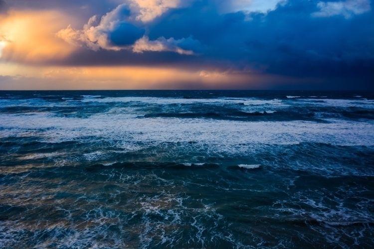 Storm Mediterranean • images Li - talpazfridman | ello