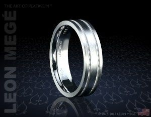 Buy Price Milgrain wedding band - leonemege | ello