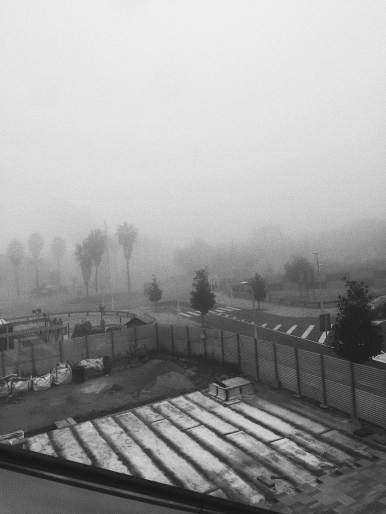 black, white, sadday, winter - laimperfeccion   ello