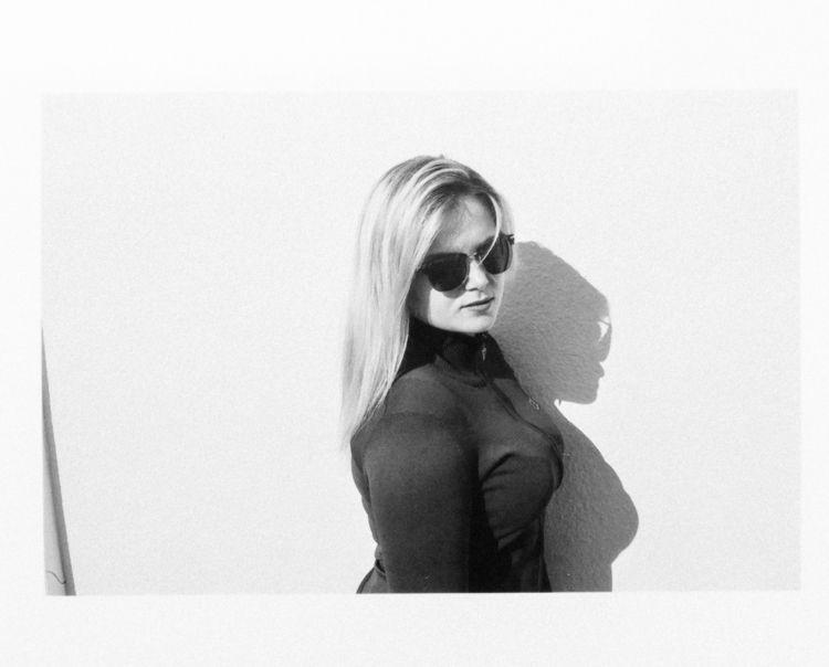 blackwhite, analogue, 35mm, film - loyph | ello