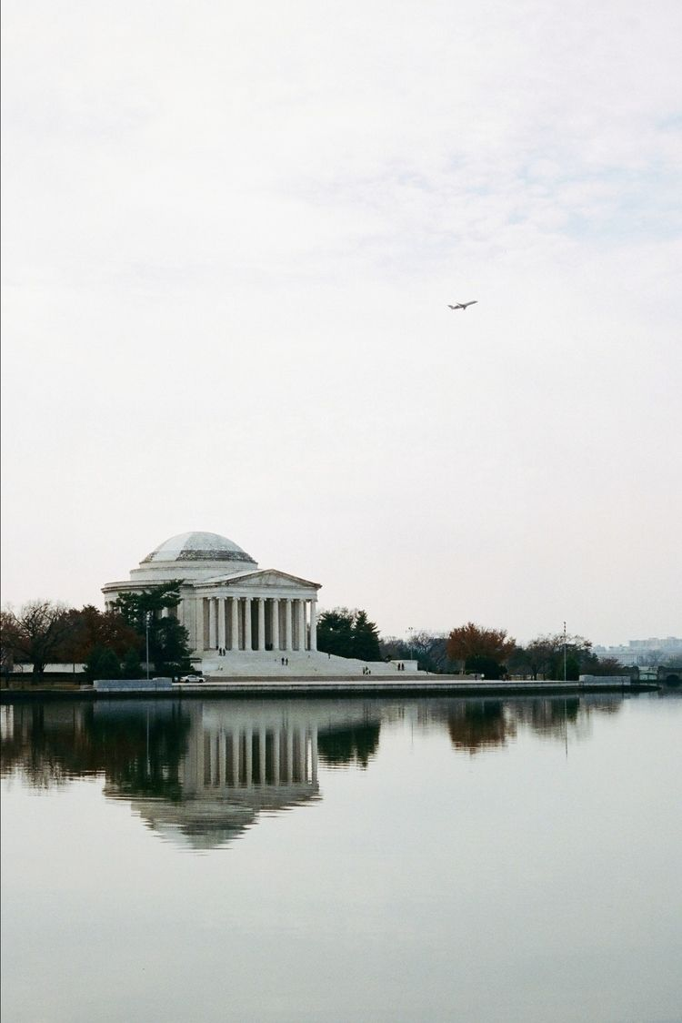 Jefferson Memorial - filmisnotdead - tatebot | ello