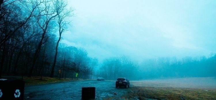 Foggiest day - foggydays, landscape - mrbayronmejia | ello