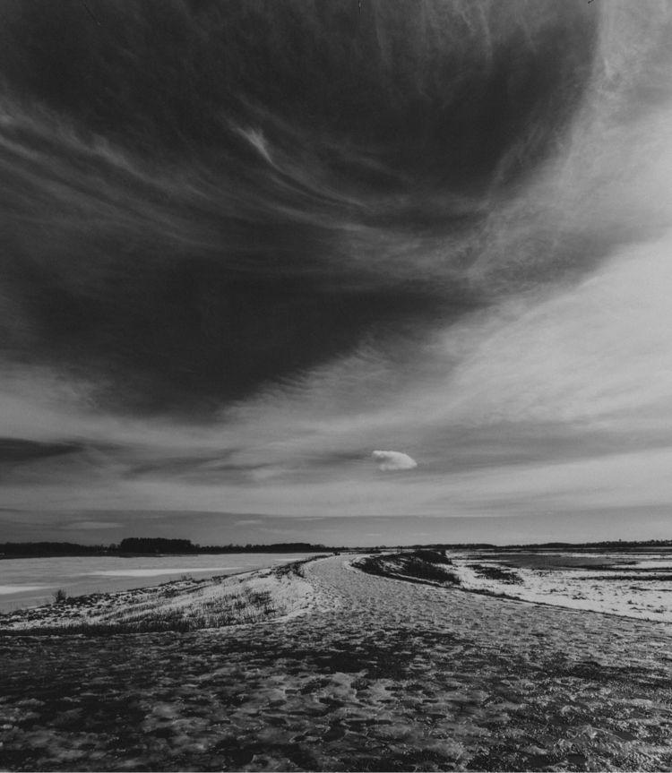 Sky Dunes - blackandwhite, blackandwhitephotography - thenoirdivision | ello