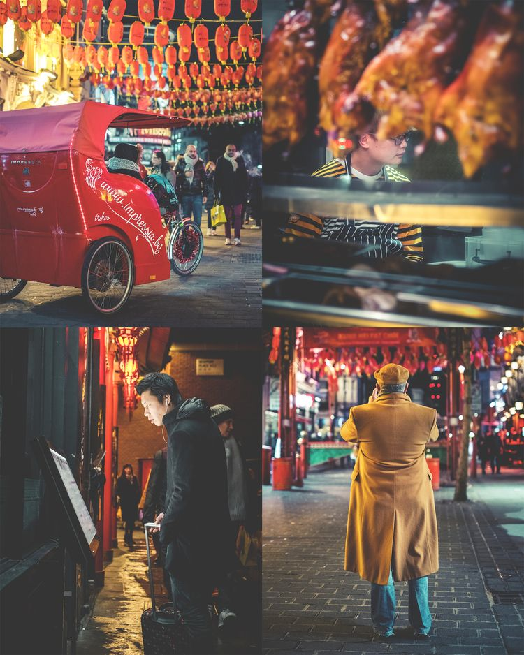 Colour Night | Part 2 - London, photography - mrkirby | ello