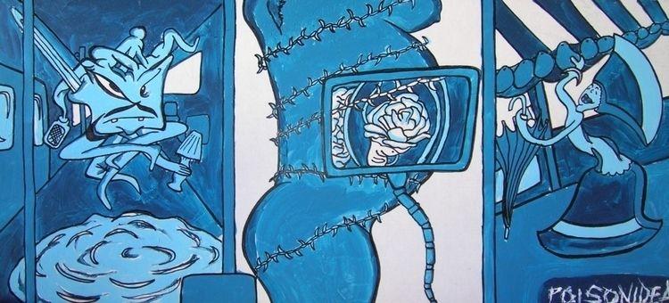 Libere associazioni acrylic mar - andrea_marchese | ello