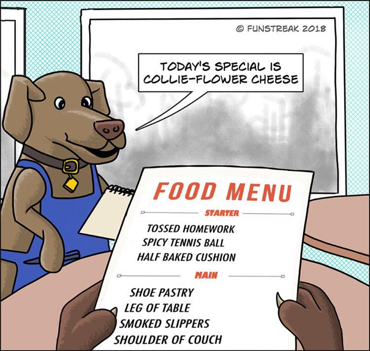 Bone Appétit  - Dog, Restaurant - rickatkinson | ello