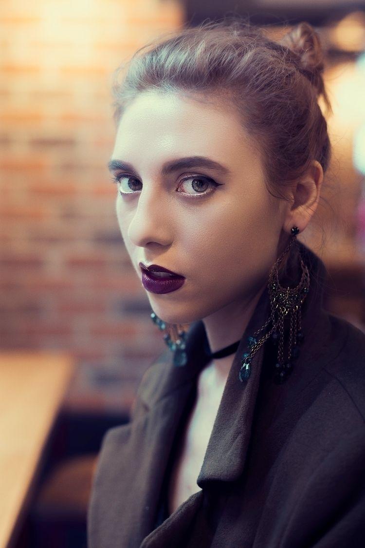Agent Volkova - portrait, moodyports - naypenrai | ello