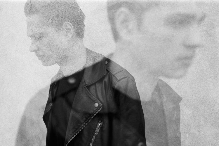 35mm, film, blackandwhite, doubleexposure - mikelohr | ello