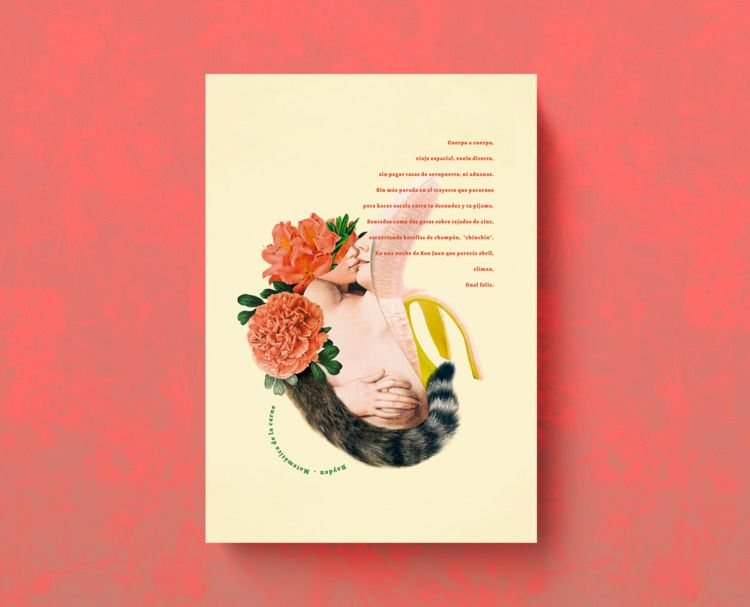 Poster Mix - GraphicDesign, Typography - srta_hermosell | ello