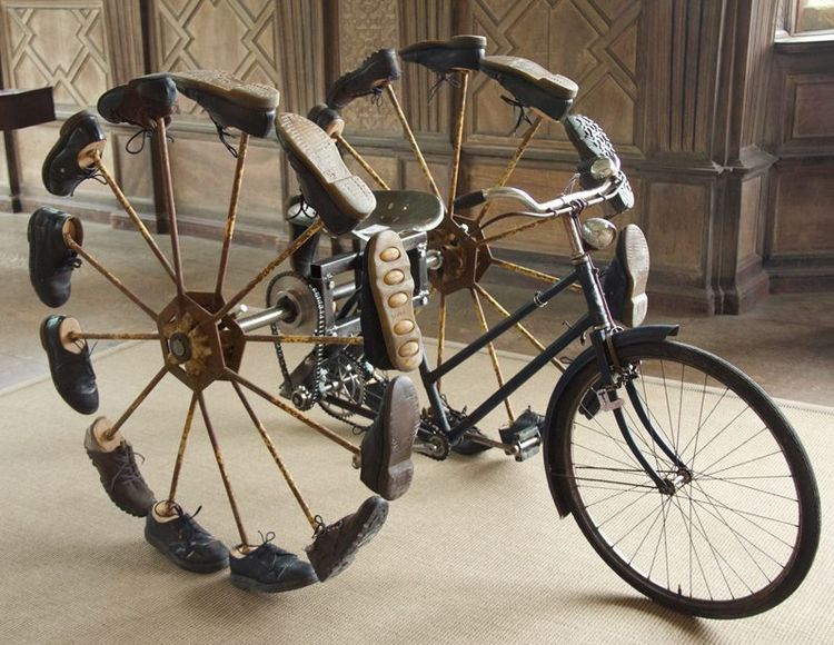 Amazing inventions, sculptures  - nettculture   ello