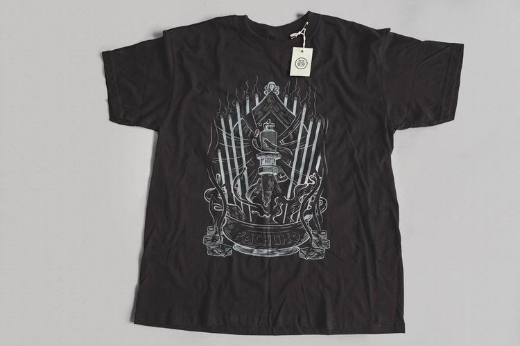 Pachuko Tshirt. Zen Spark PLug  - nasional | ello