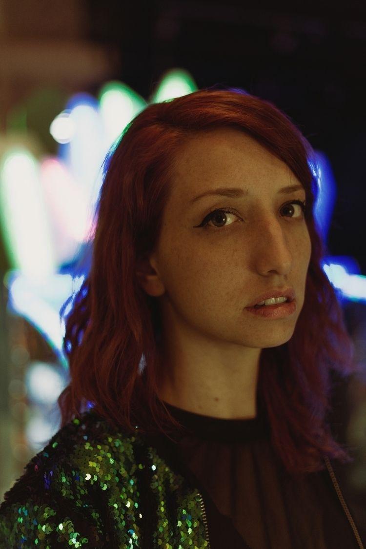 bowling, arcade, nightportrait - silviaborja | ello