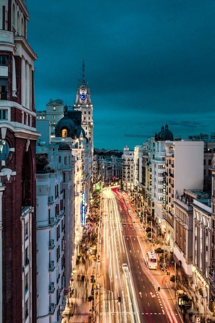 Madrid }=#street - ello, photography - arqueroshots | ello