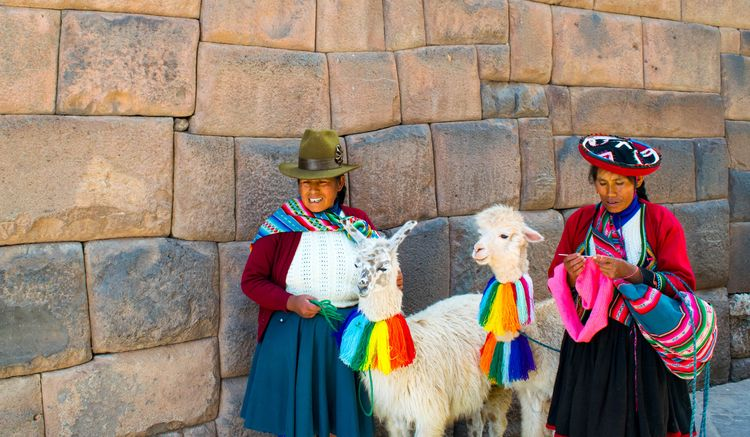 Peruvian Woman - historypassport | ello