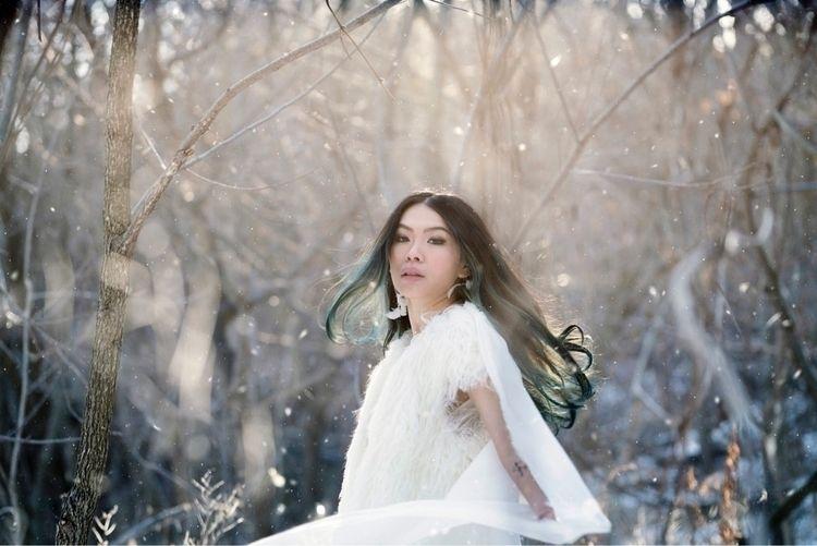 favourite winter shoots. Model - zedpromedia | ello